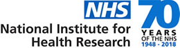JLA works with NIHR